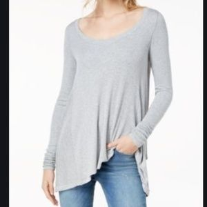 Free People January Ribbed Long Sleeve